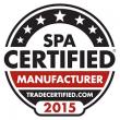 spa certifiate 2015